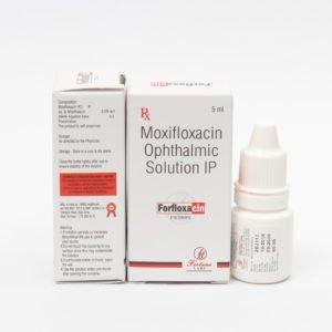 Forloxacin